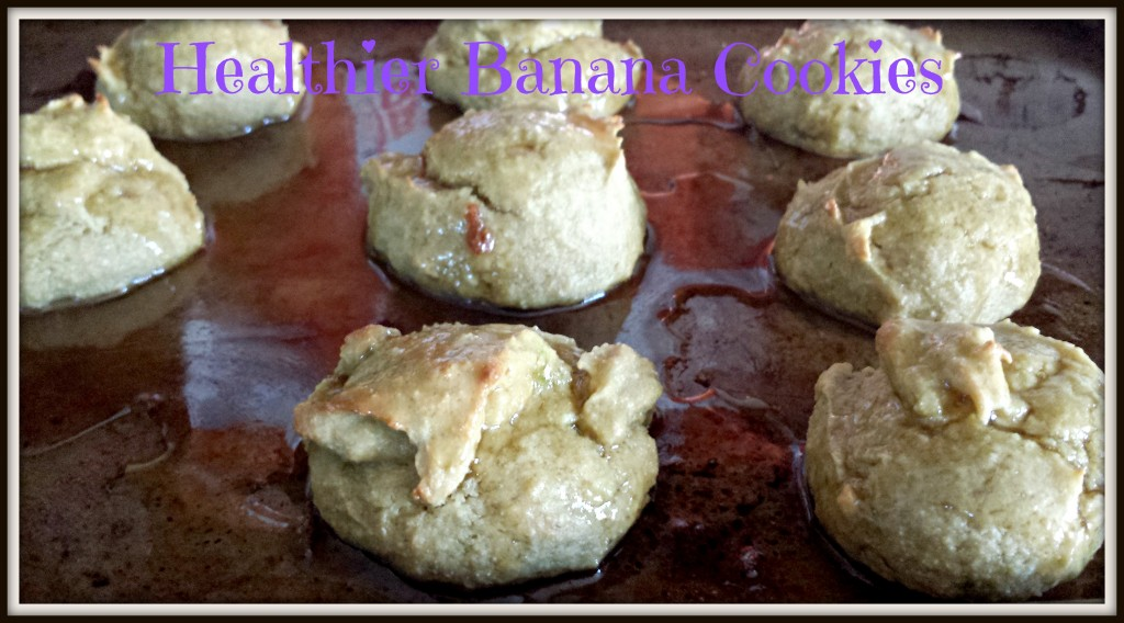 banana cookies frame