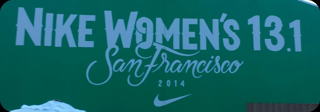 Nike Women Half Marathon Exihibition